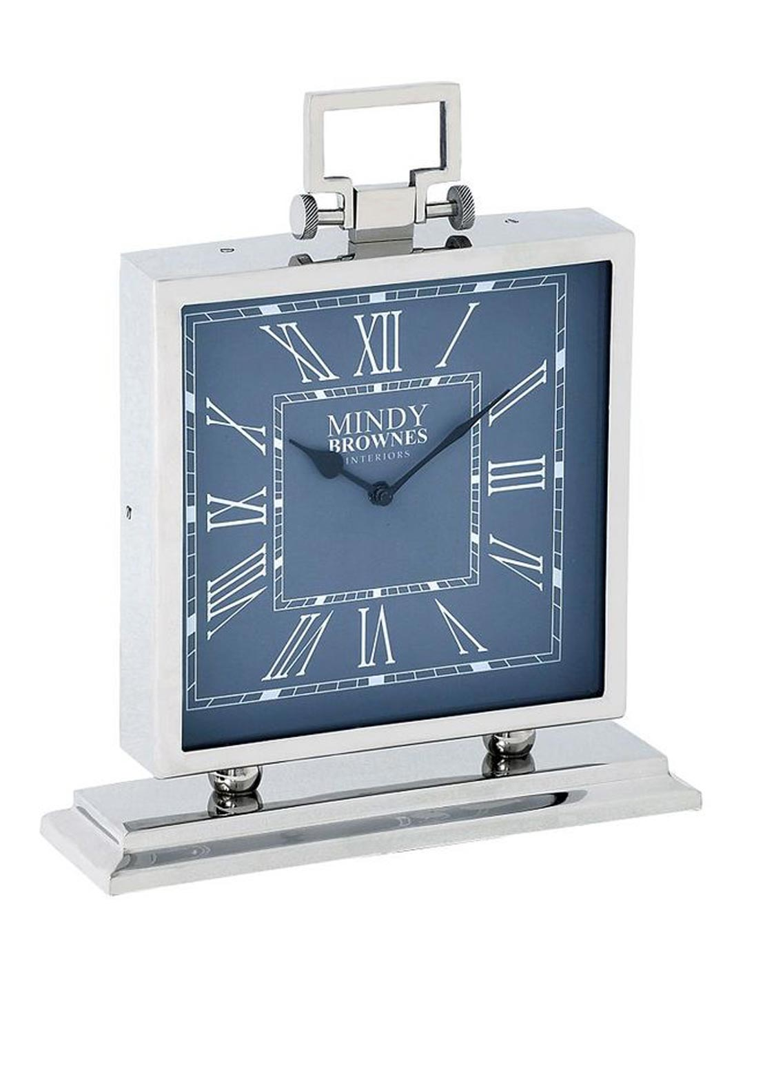Mindy Brownes Square Luna Table Clock