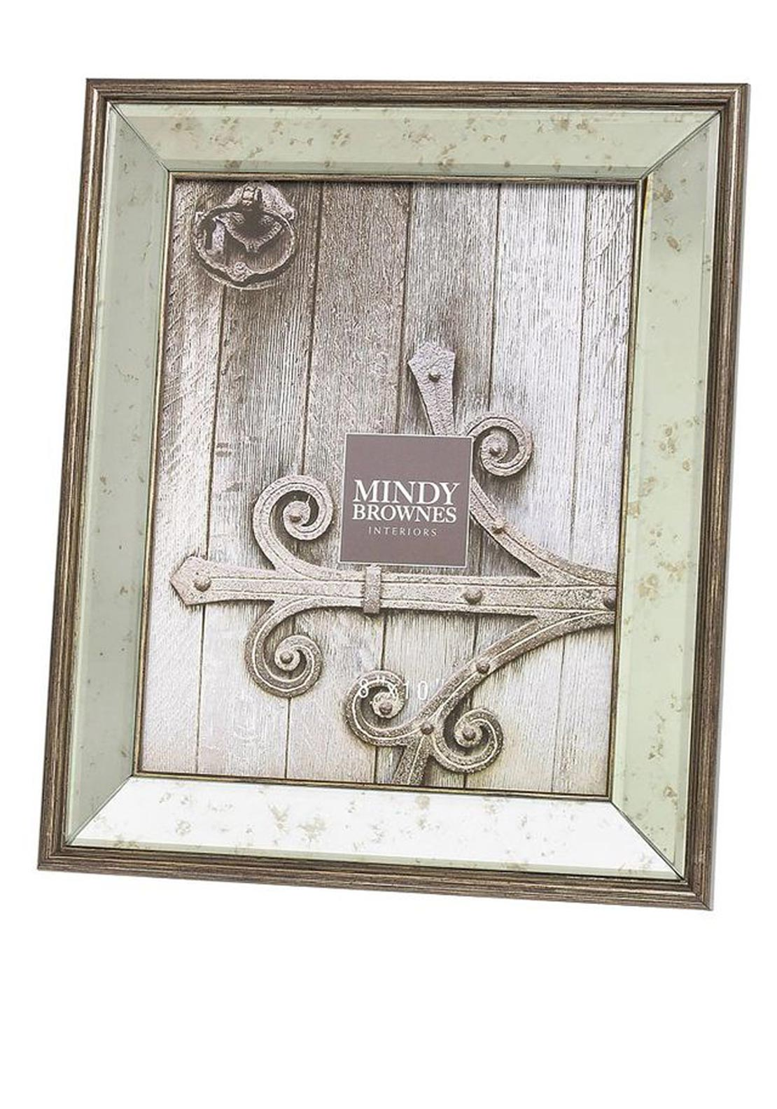 Mindy Brownes Kyra Photo Frame, 8 x 10 inches