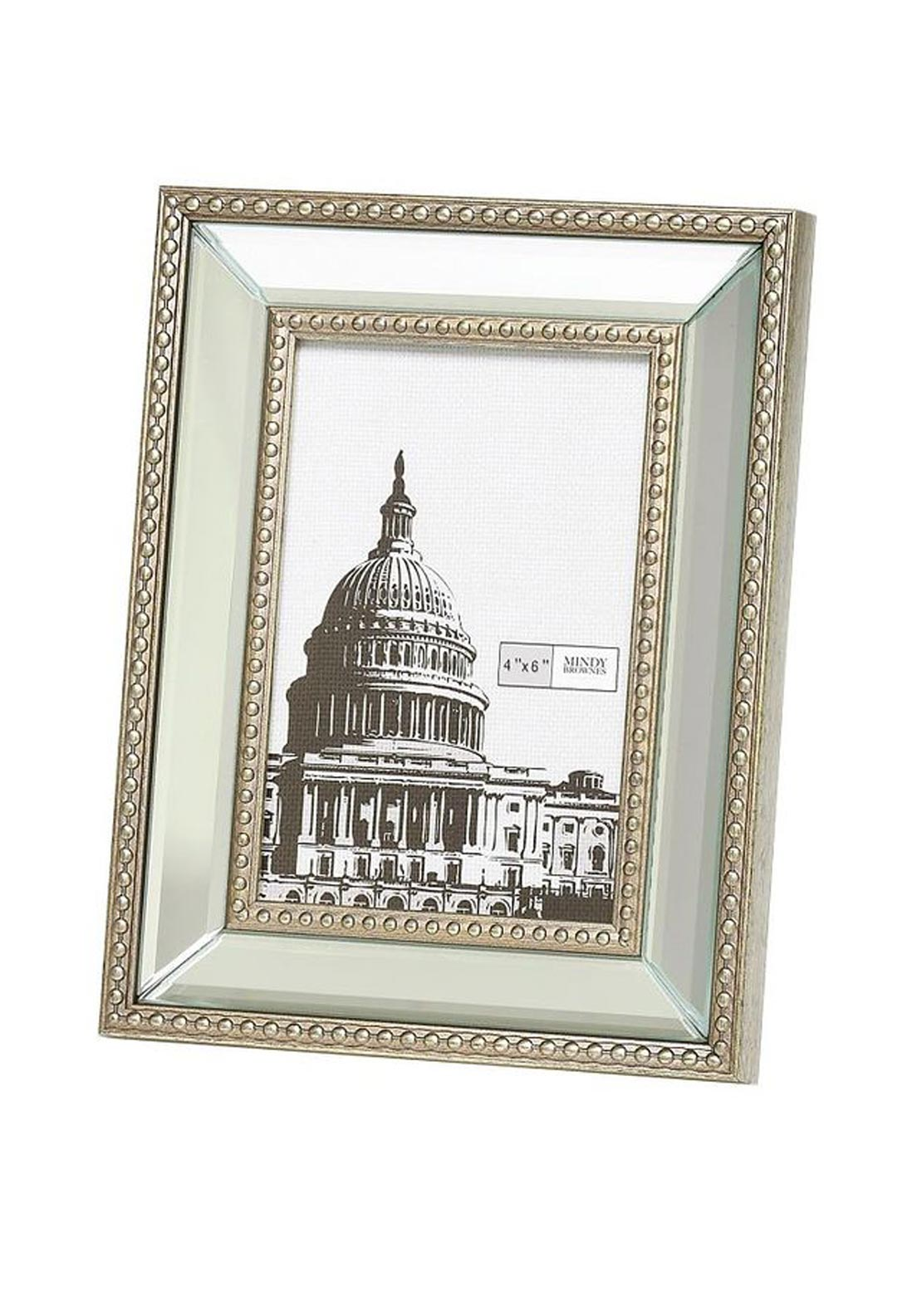 Mindy Brownes Astro Photo Frame, 4 x 6 inches