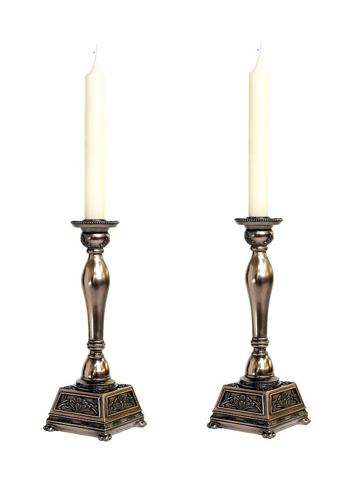 Genesis Abbey Candle Holder Pair