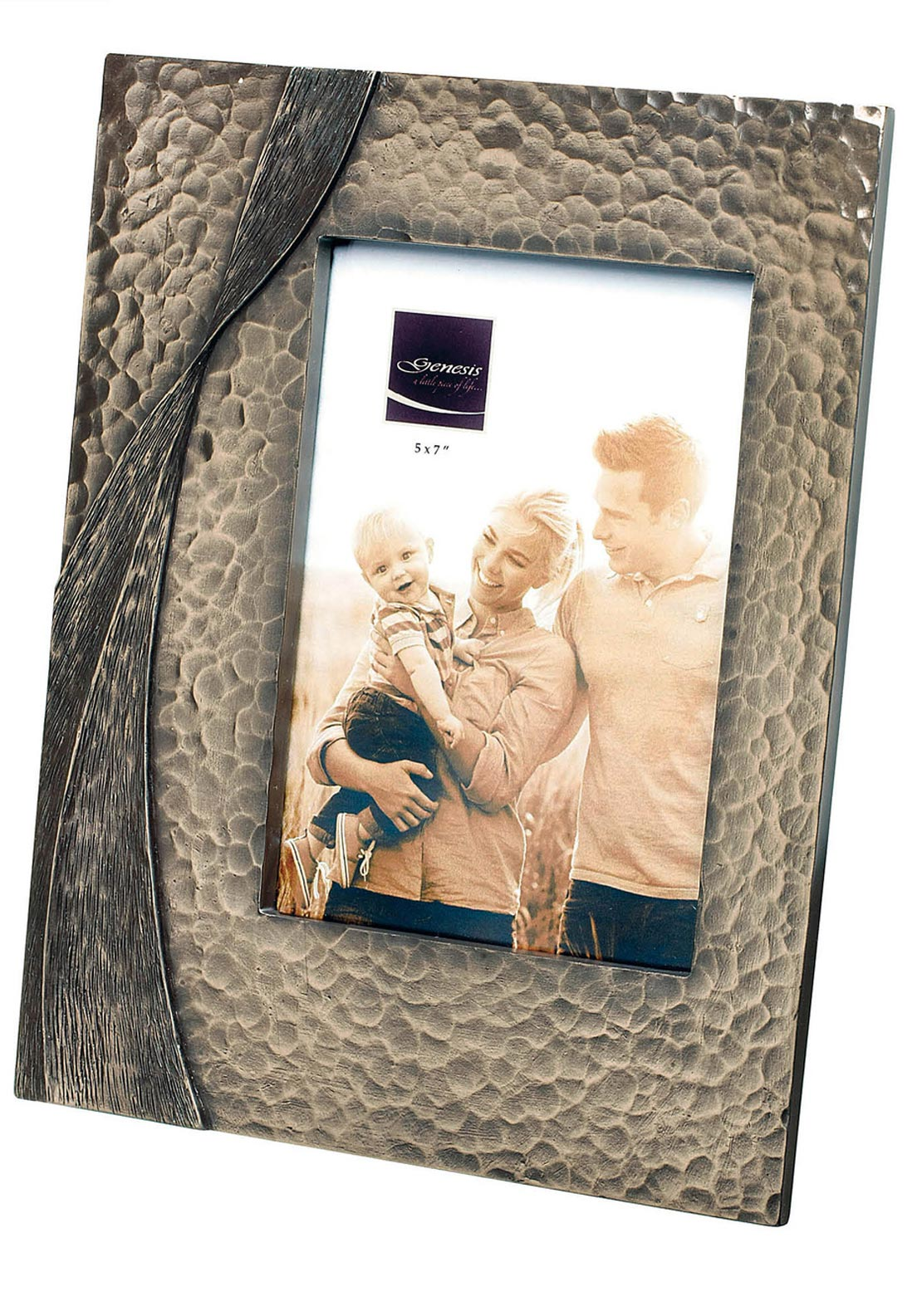"Genesis Grecian Photo Frame, 5"" X 7"""