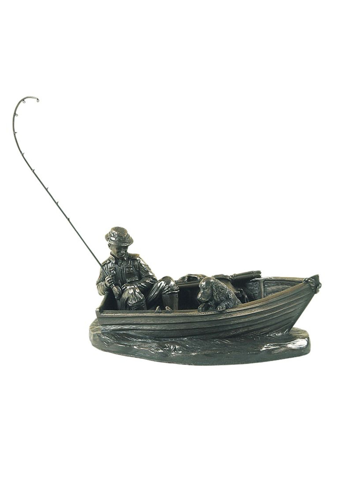 Genesis, A Day's Fishing Ornament