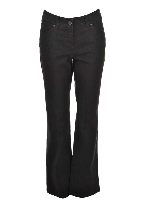 Gerry Weber Danny Straight Leg Jeans, Dark Brown