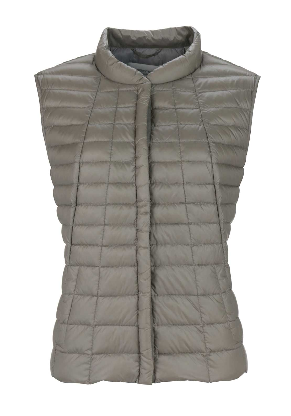 Gerry Weber Down Filling Gilet, Grey