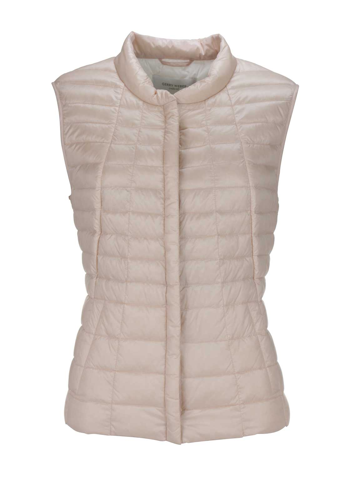 Gerry Weber Editions Padded Gilet, Pink