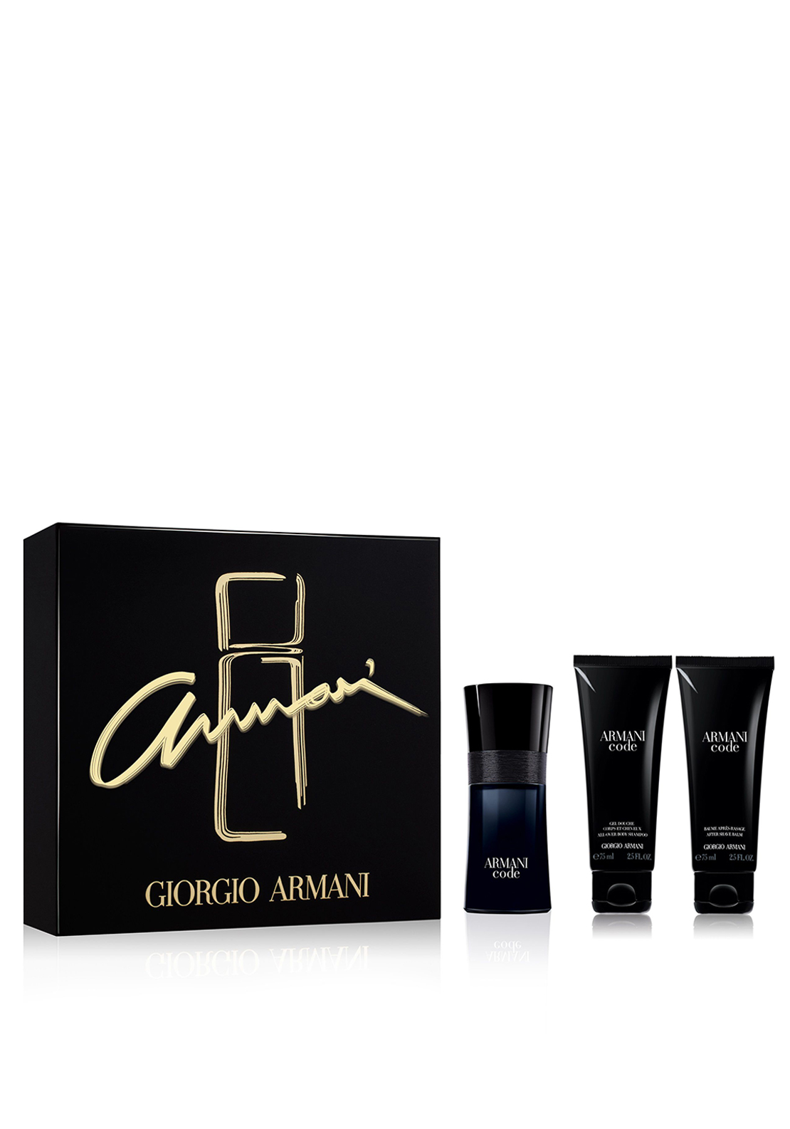 Armani Code, Giorgio Armani Gift Set for Men 50ml