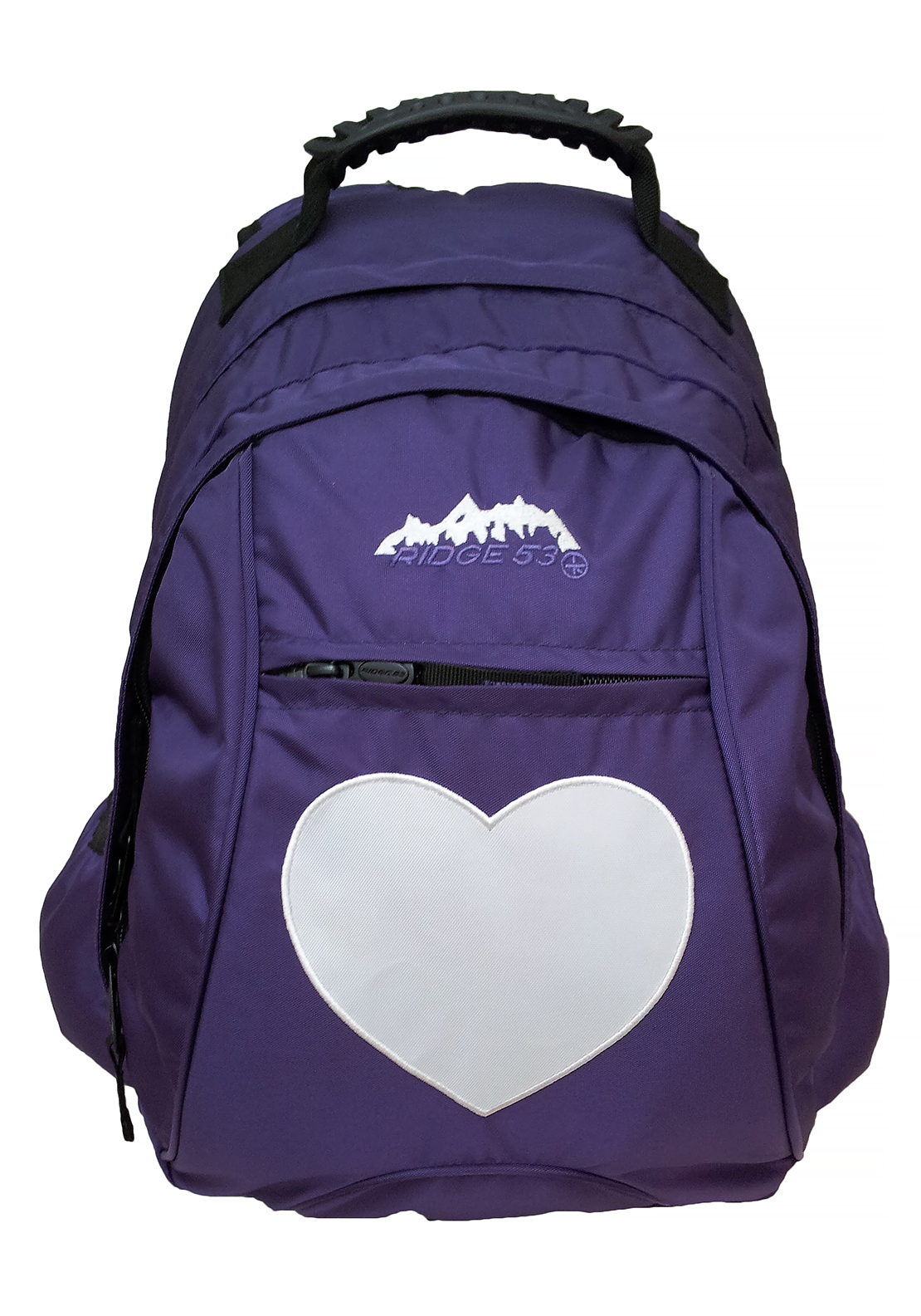 Ridge 53 Grace Backpack School Bag, Purple