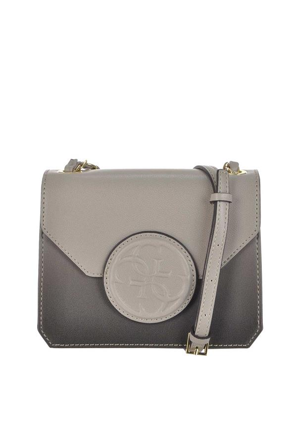 Guess Amy Cross Body Bag, Grey