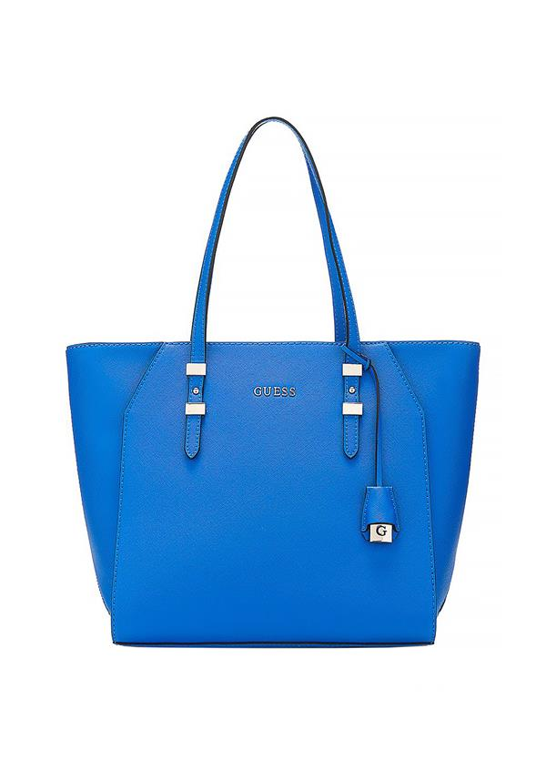 Guess Sissi Small Tote Bag, Blue