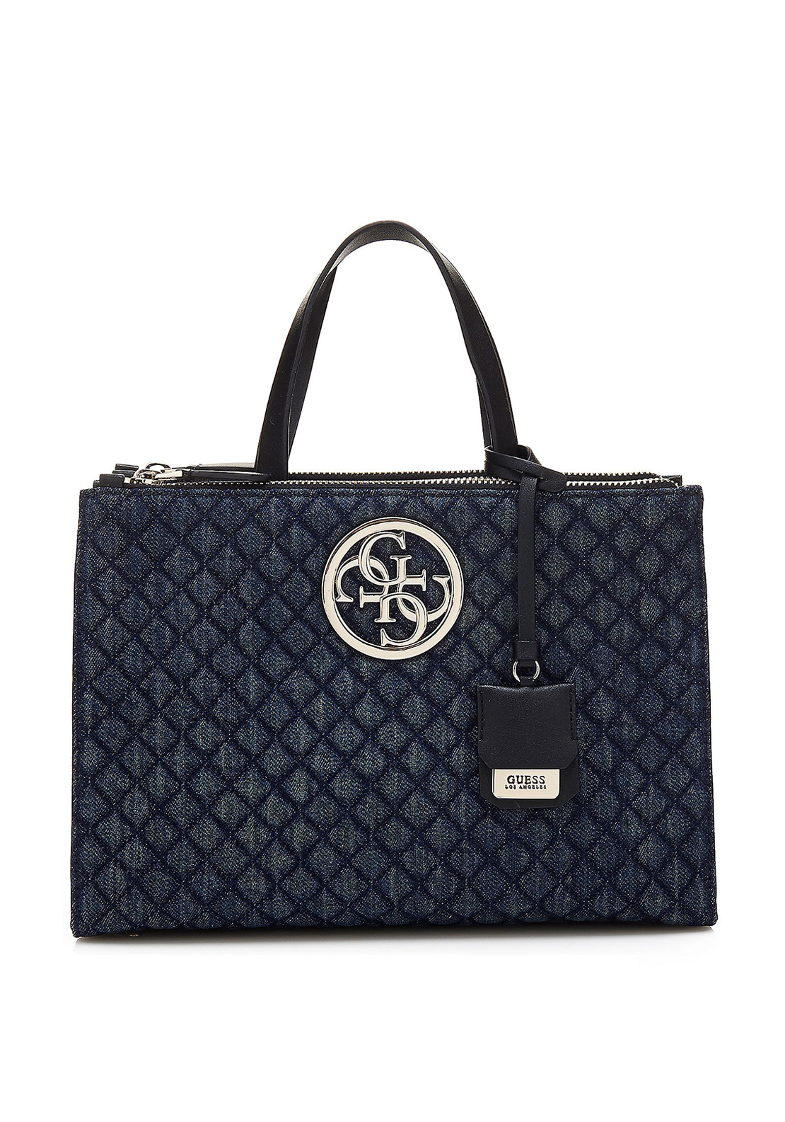 Guess G Lux Denim Handbag