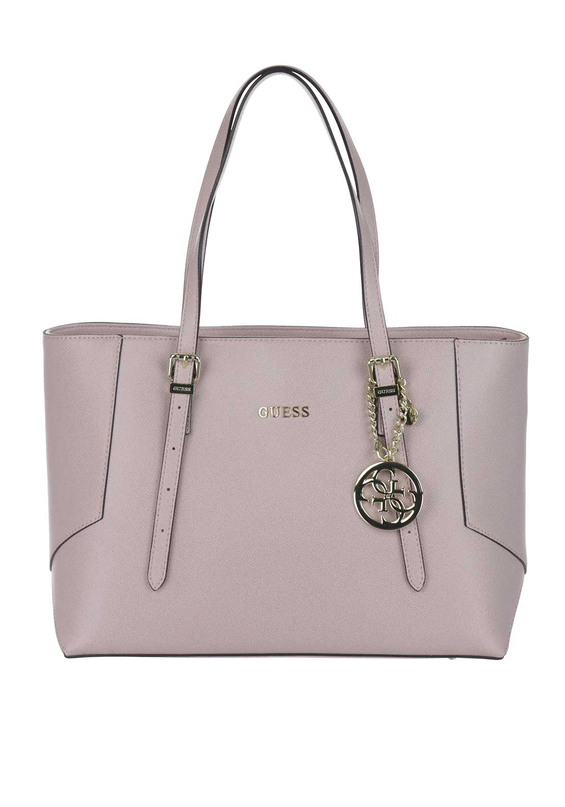 Guess Isabeau Shoulder Bag, Rose Pink