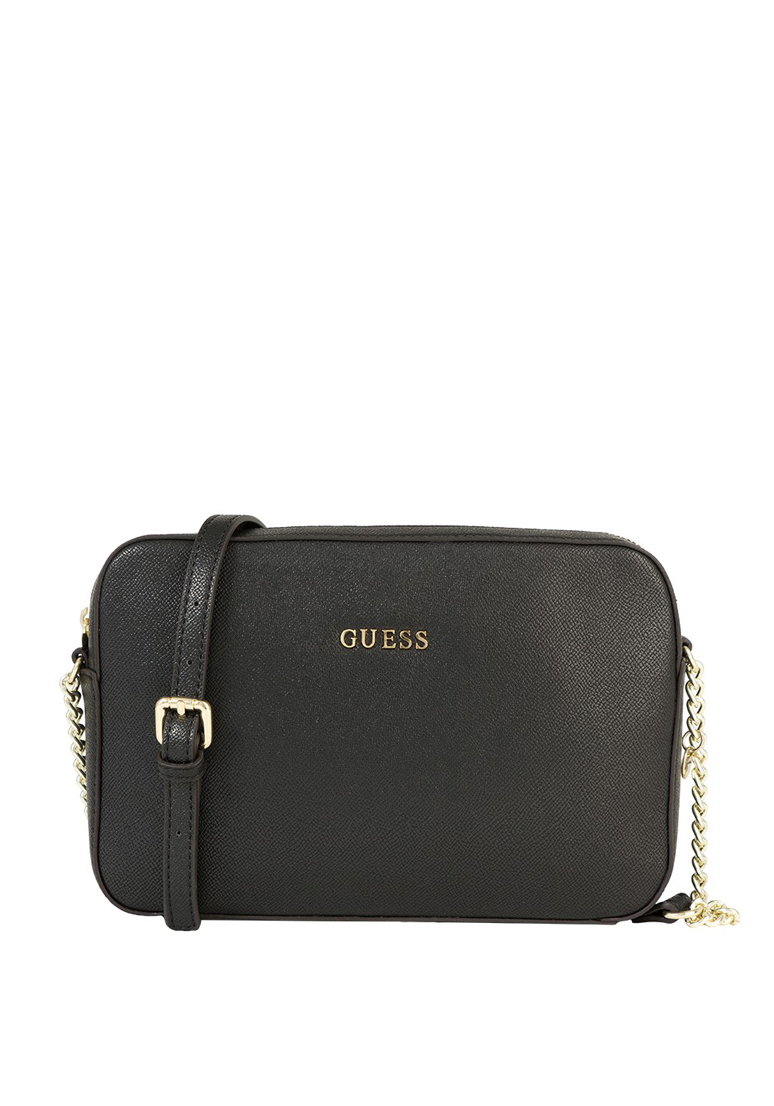 Guess Isabeau Cross Body Bag, Black