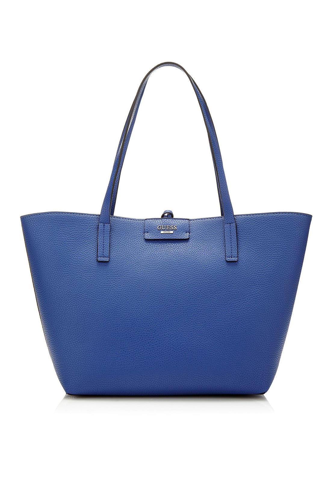 Guess Bobbi Reversible Tote Bag, Cobalt Blue