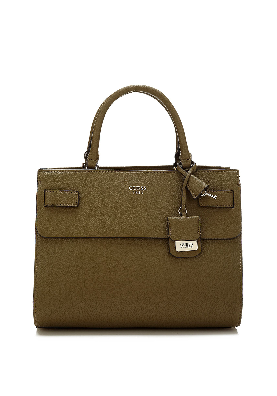 Guess Cate Tote Bag, Olive Green