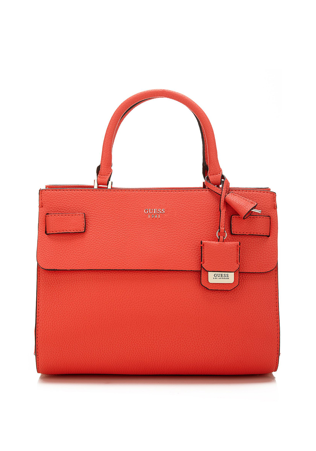 Guess Cate Tote Bag, Tomato Red