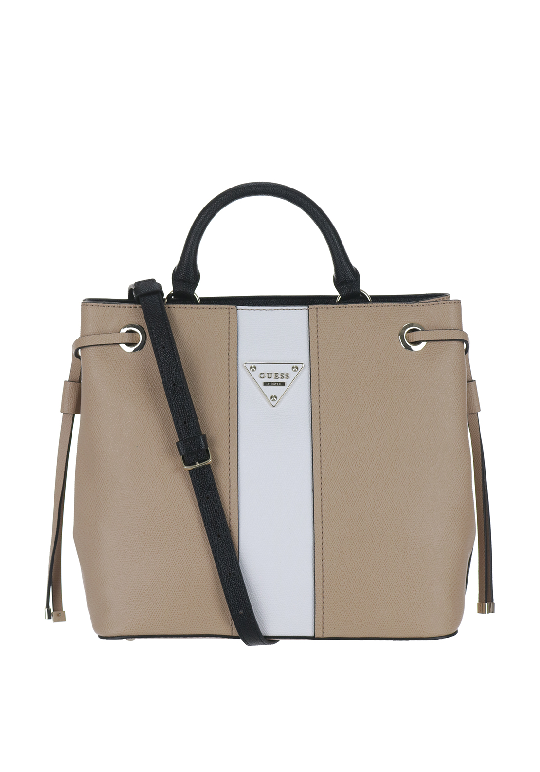 Guess Cooper Tote Shopper Bag, Tan