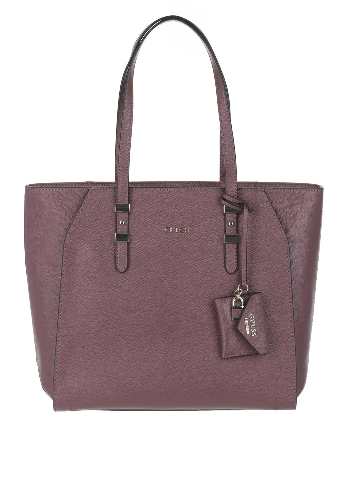 Guess Gia Shopper Tote Bag, Mauve