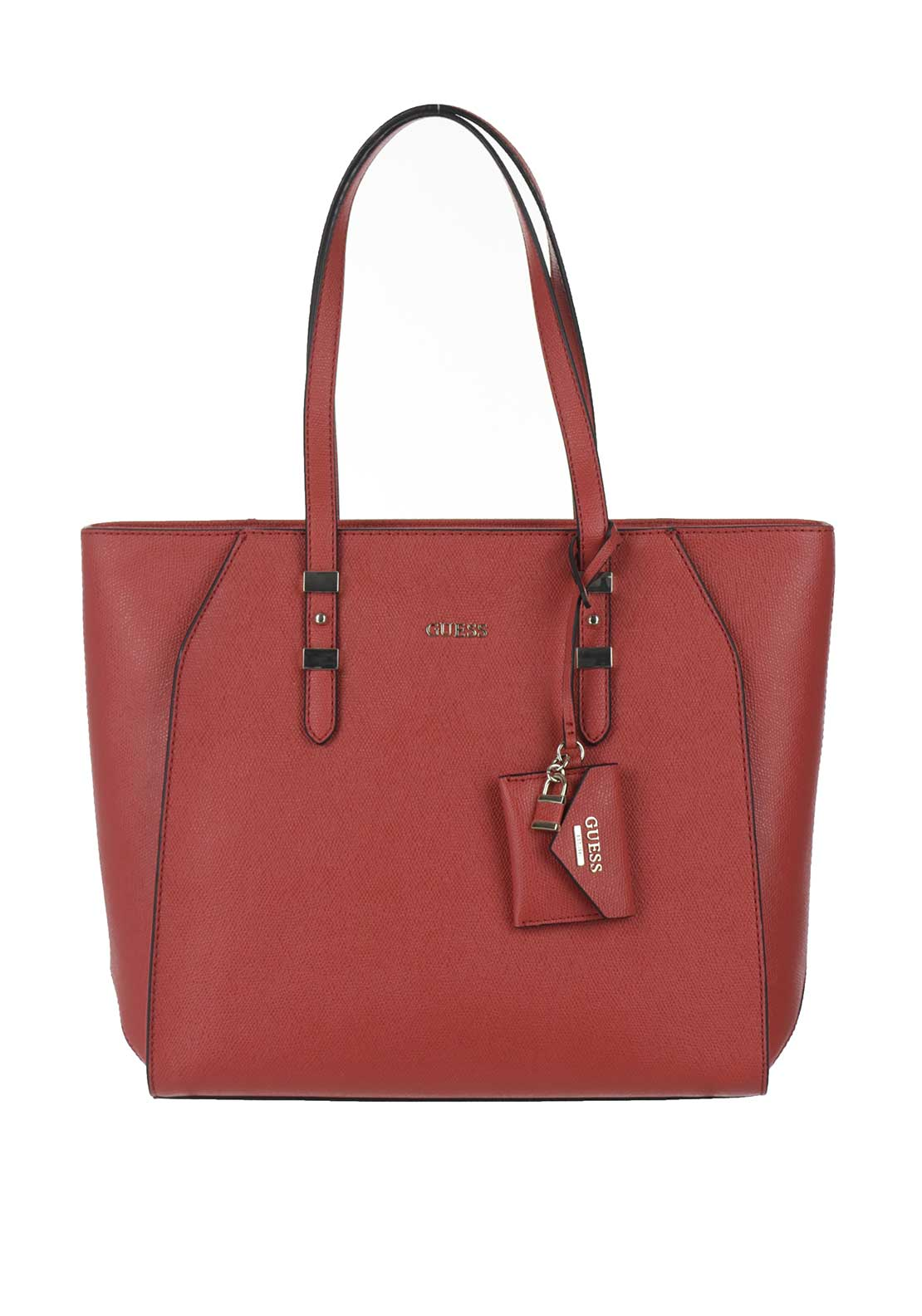 Guess Gia Shopper Tote Bag, Spice