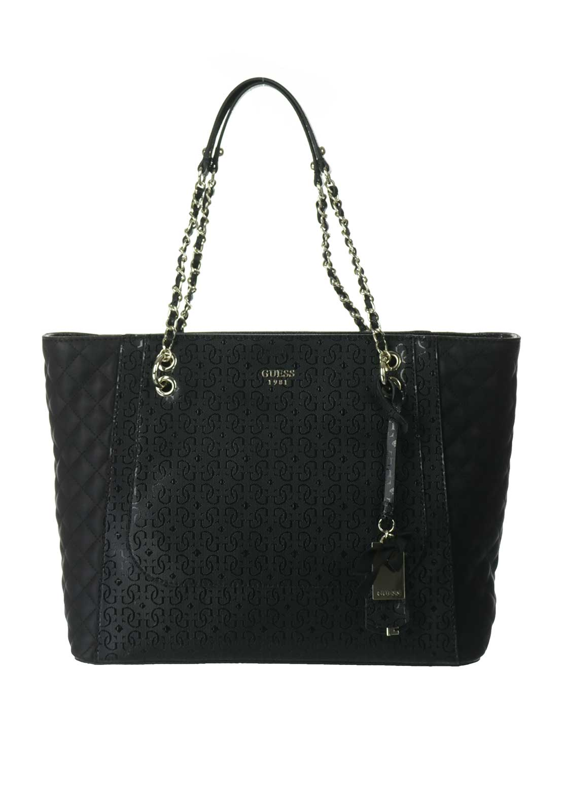 Guess Marian Shopper Bag, Black