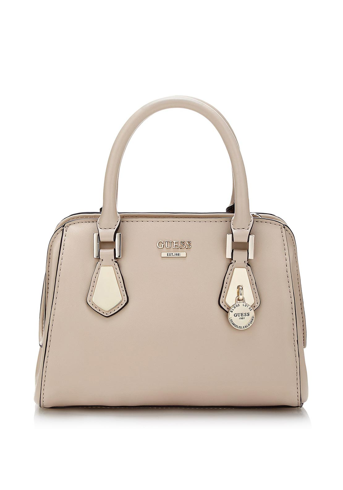 Guess Sophie Mini Grab Bag, Beige