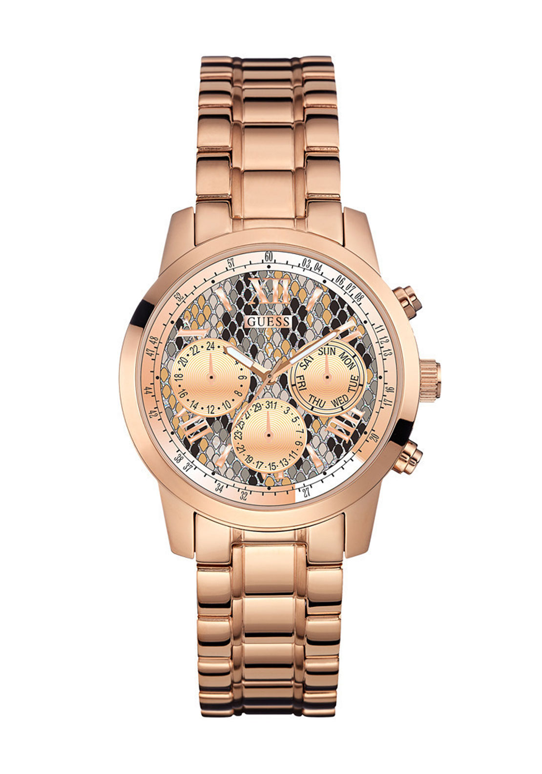 Guess Watch, Gold