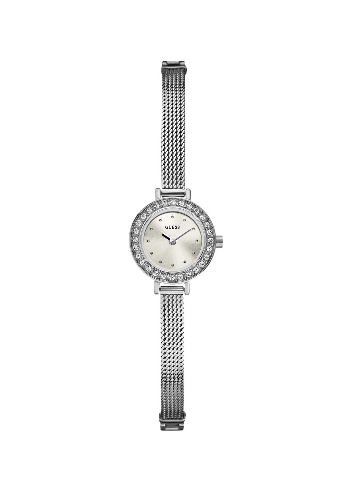 Guess Ladies Sabrina Watch, Silver