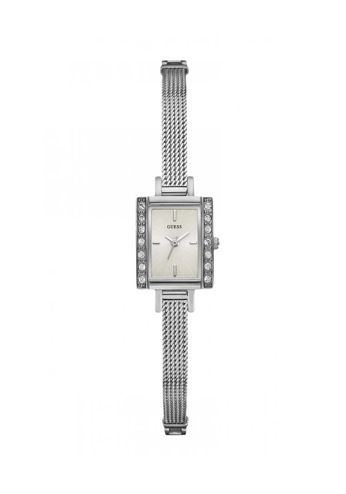 Guess Ladies Devine Watch, Silver