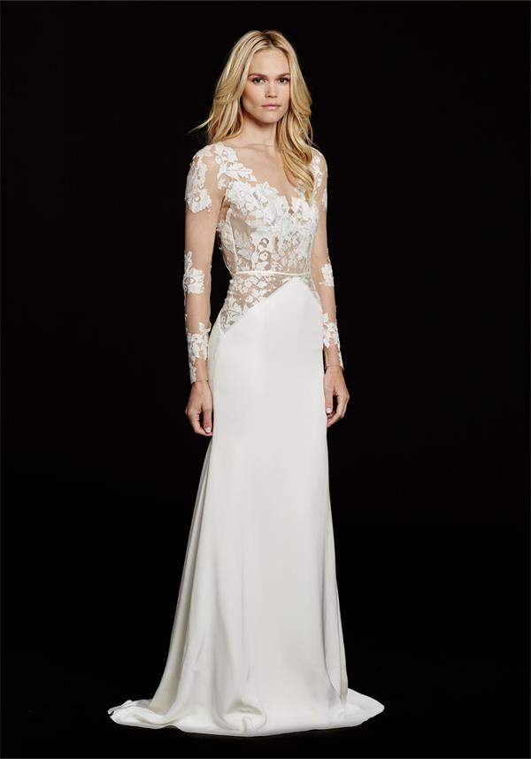 Hayley Paige Mona Wedding Dress (6559)