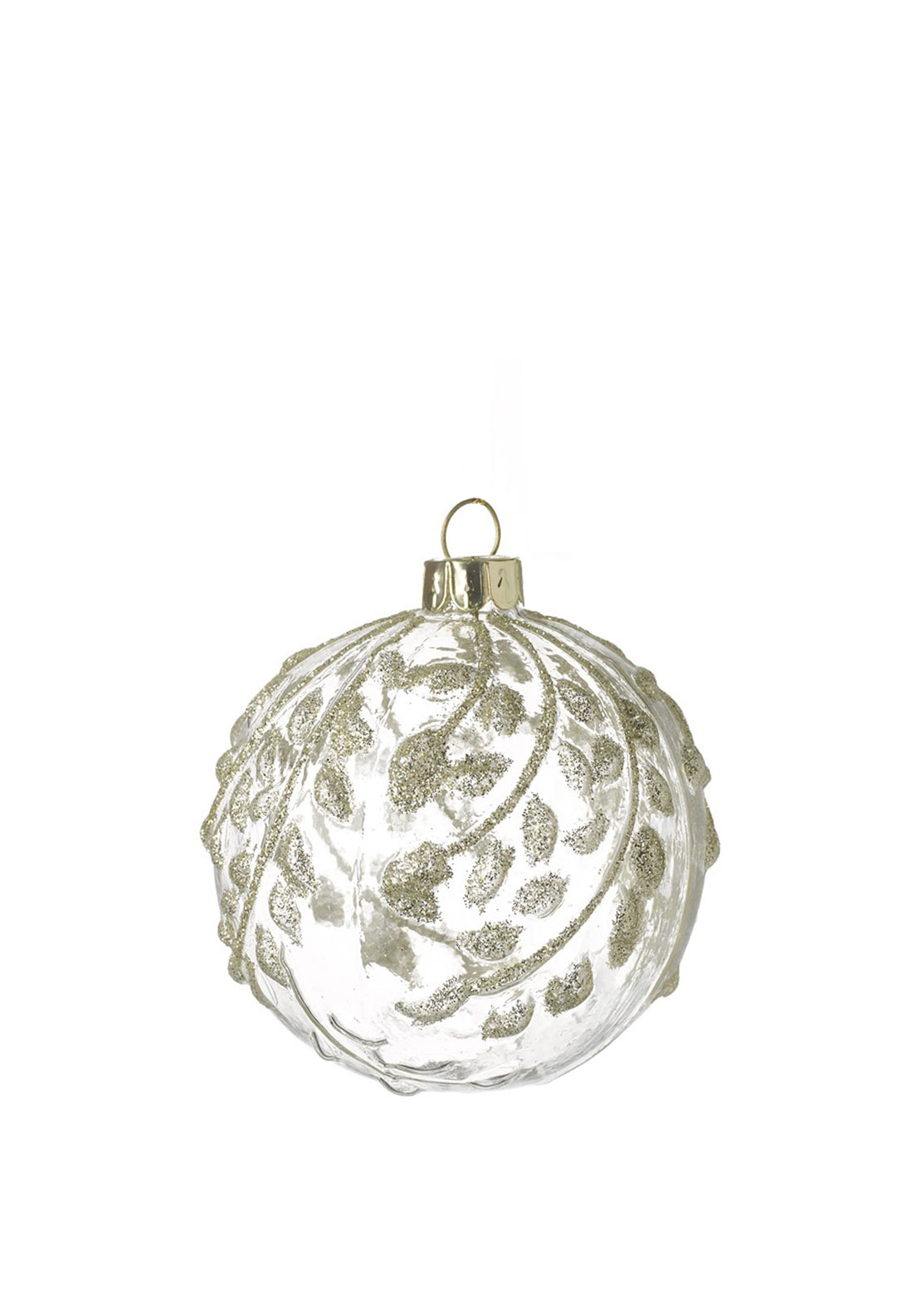 Heaven Sends Glass Bauble Tree Decoration