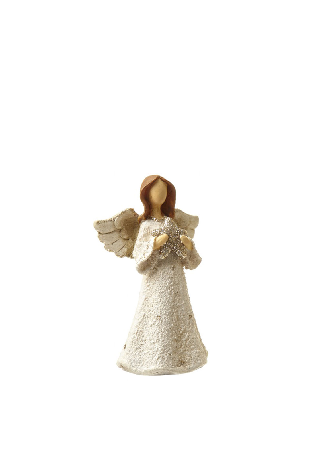 Heaven Sends Christmas Angel Ornament Small