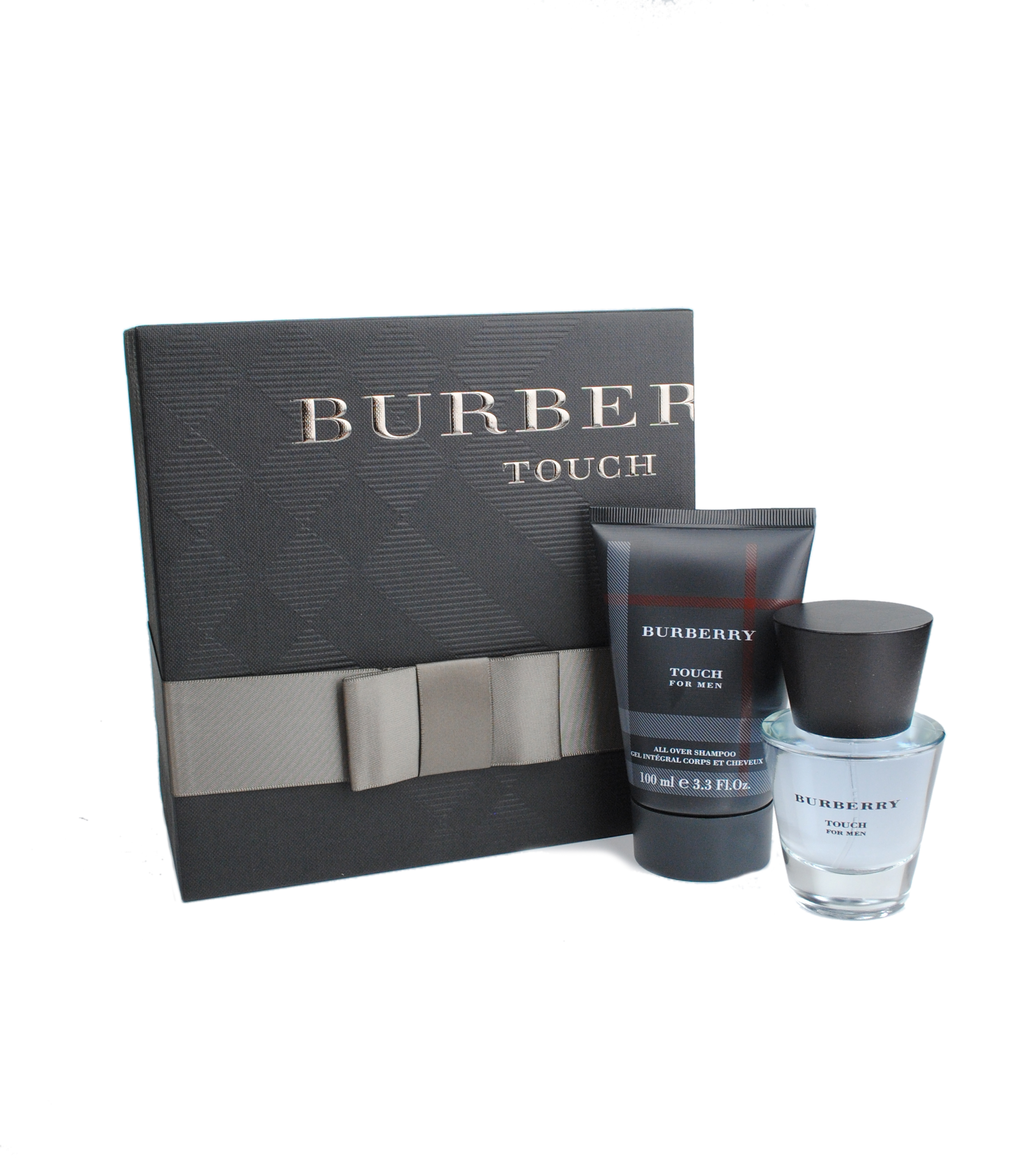 Burberry Touch for Men Gift Set, 100ml