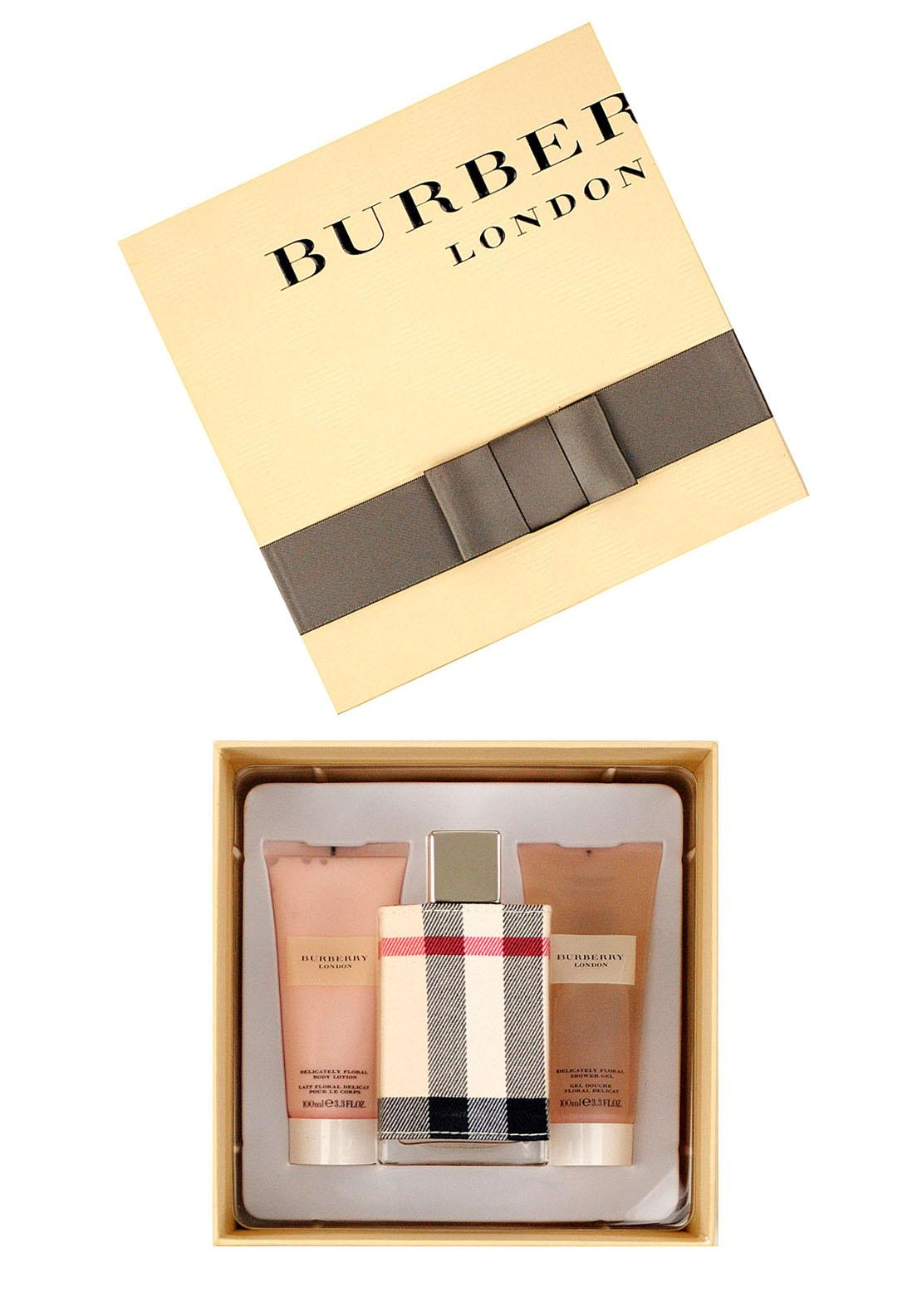 Burberry London For Womens Gift Set