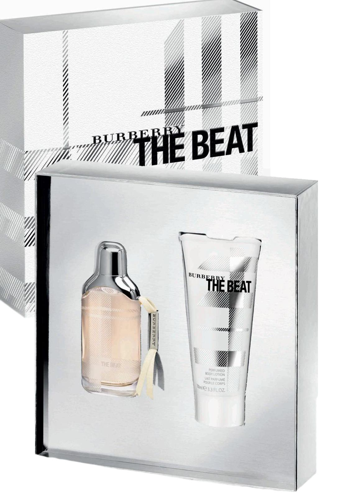 Burberry The Beat For Men Gift Set