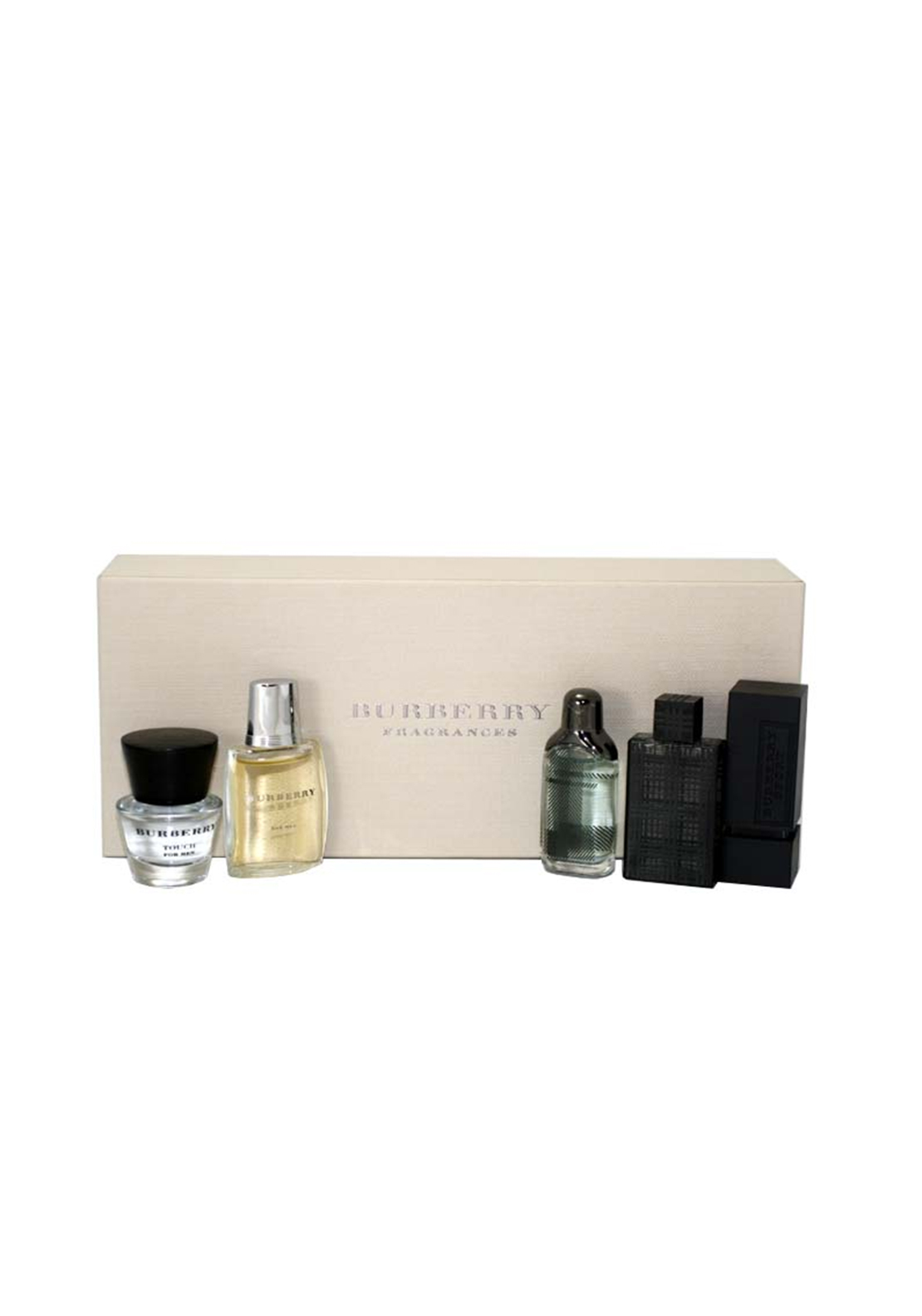 The Burberry Collection of Fragrances for Men