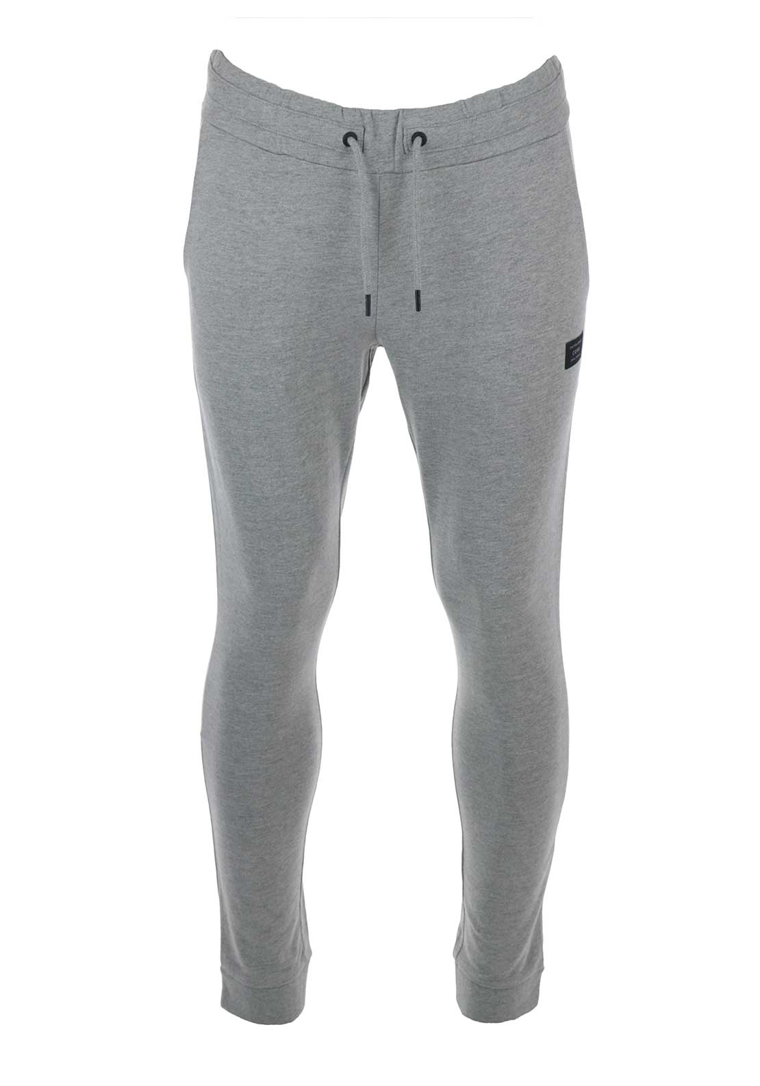 Jack & Jones Core Mens Identity Sweat Pants, Grey