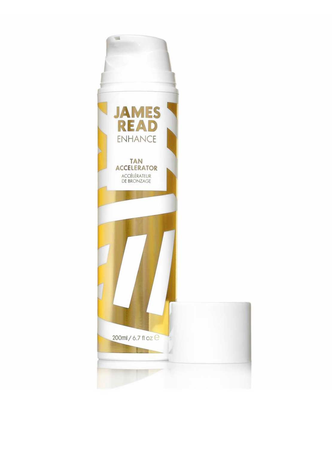 James Read Enhance Tan Accelerator