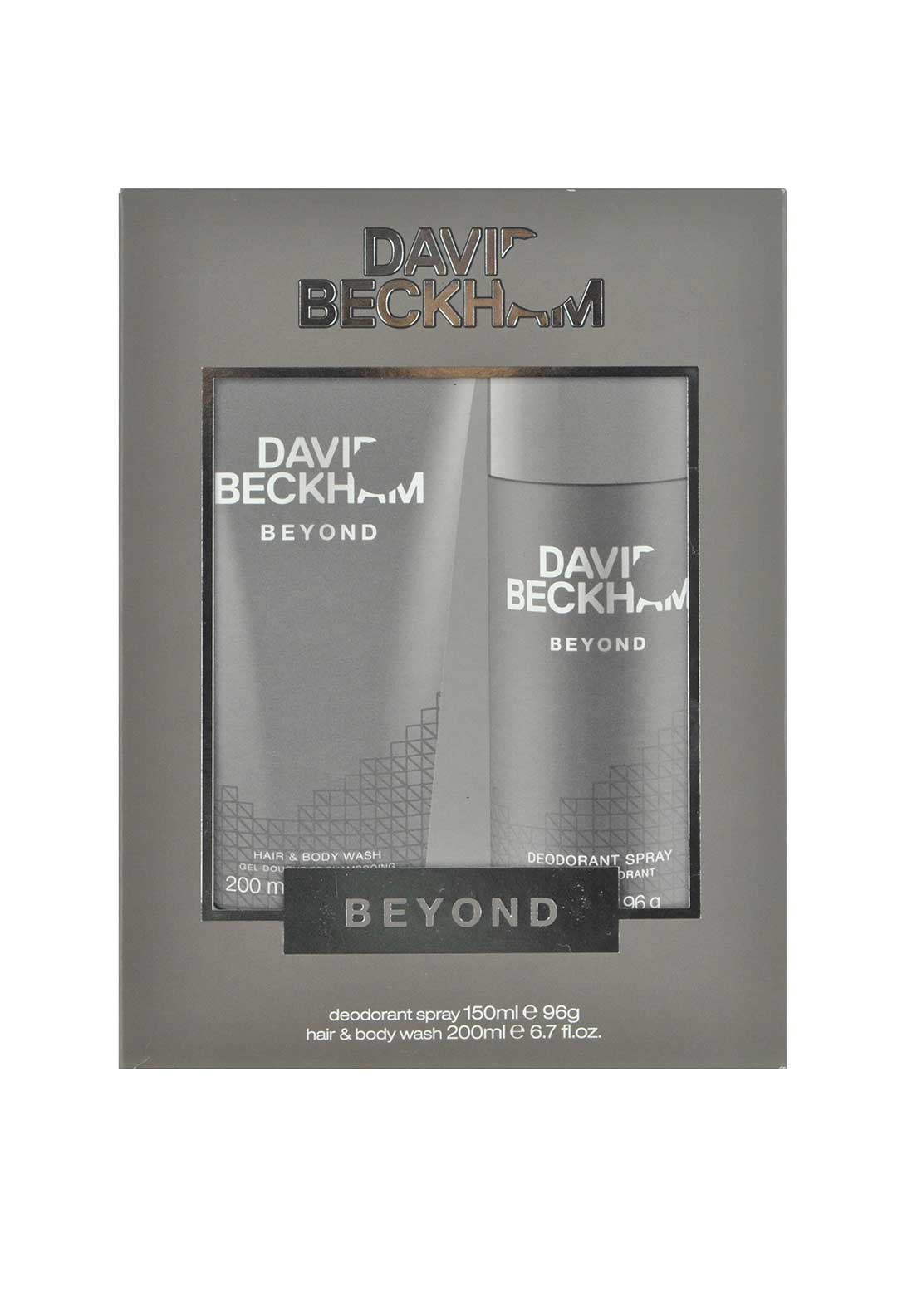 David Beckham Beyond Deodorant Gift Set