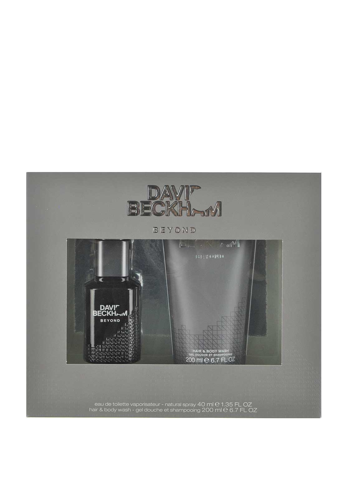 David Beckham Beyond Eau de Toilette Gift Set