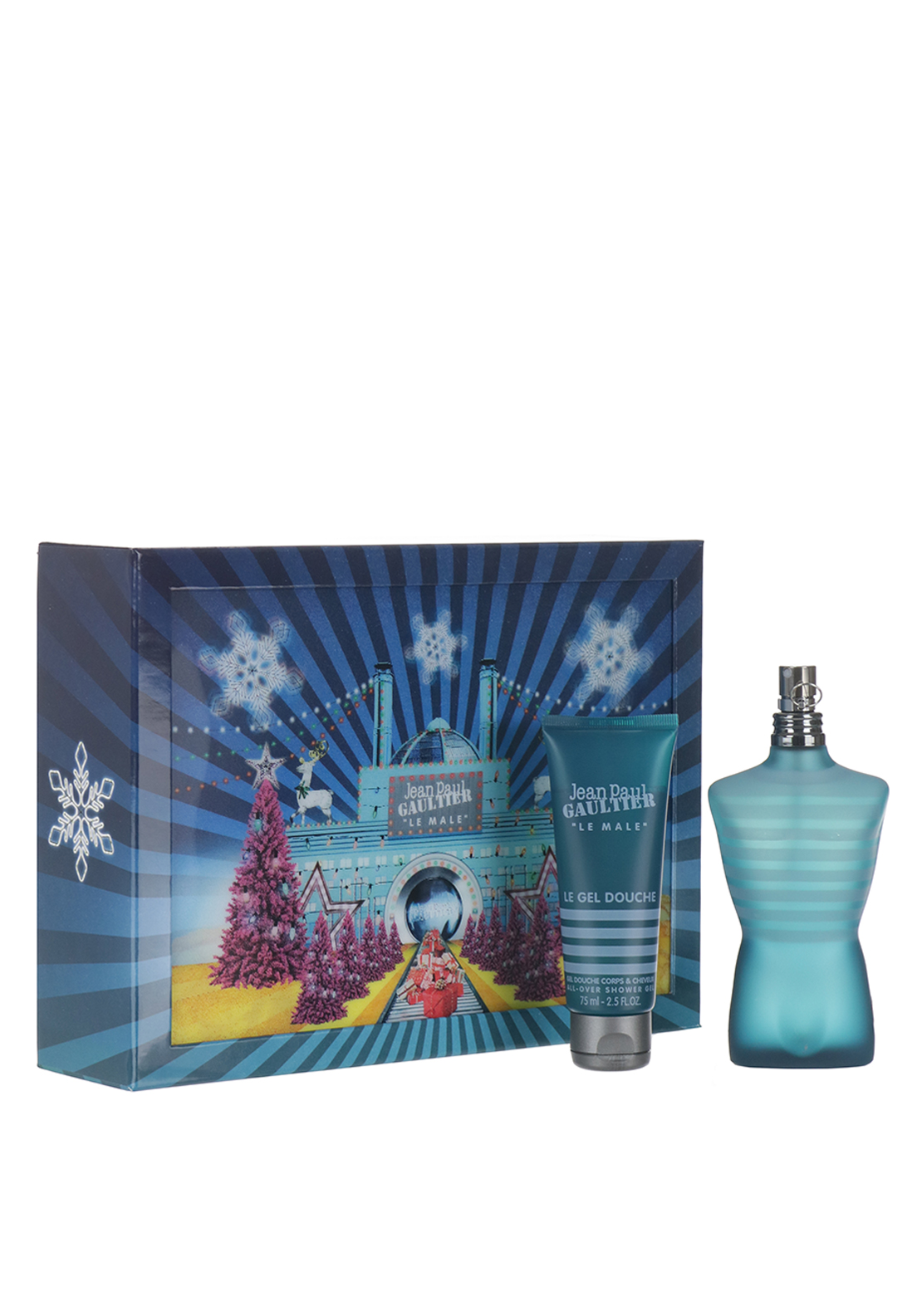 Jean Paul Gaultier Le Male Gift Set For Men 125ml