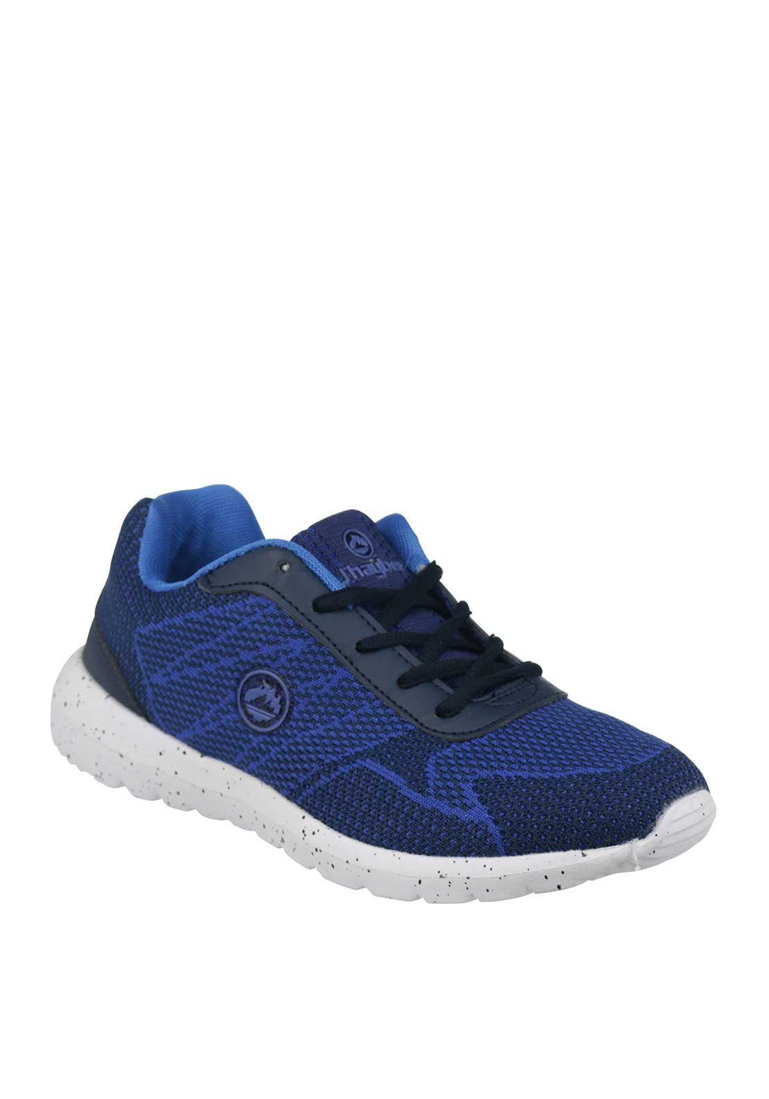 J'hayber Womens Knit Runners, Blue