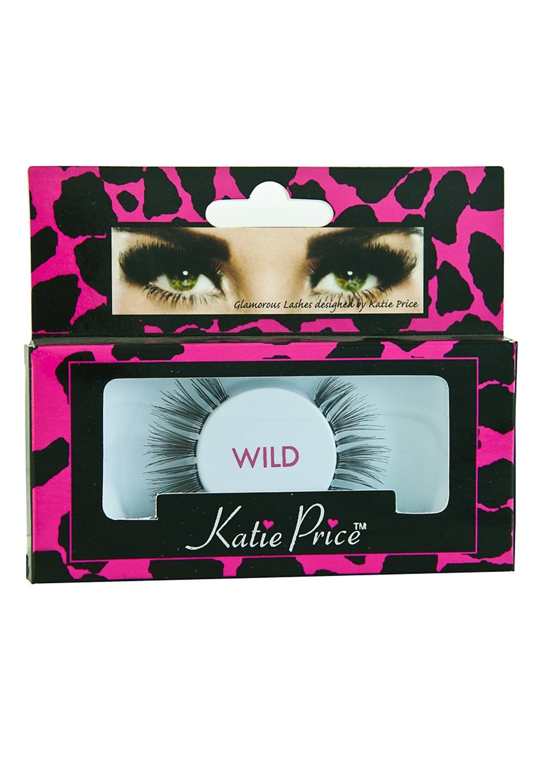Katie Price Lashes Wild