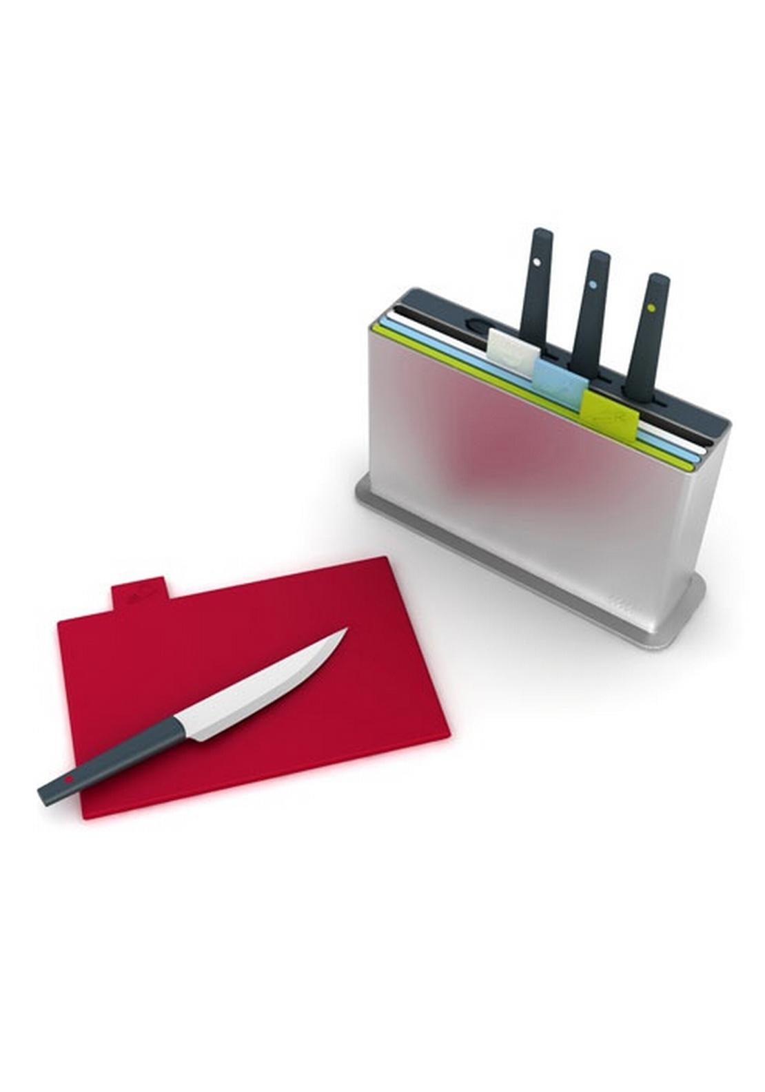 Joseph Joseph Index Plus Chopping Board with Knives