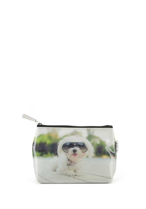 Catseye London Diva Dog Make up Bag