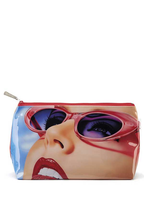Catseye London Glam Wash Bag