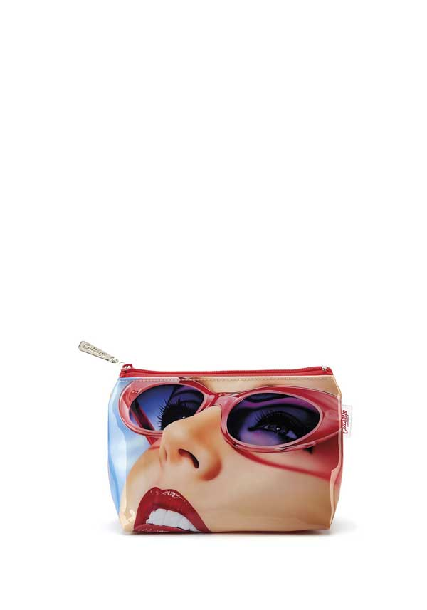 Catseye London Glam Make-up Bag