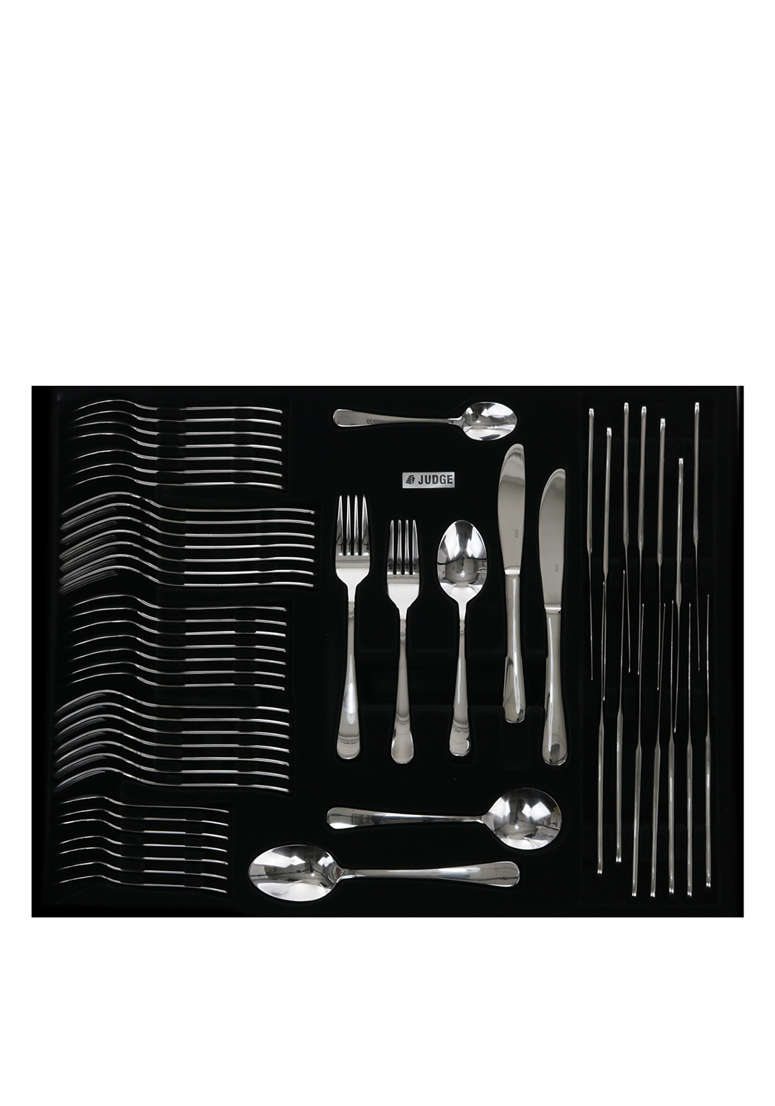Judge Windsor 58 Piece Stainless Steel Cutlery Set