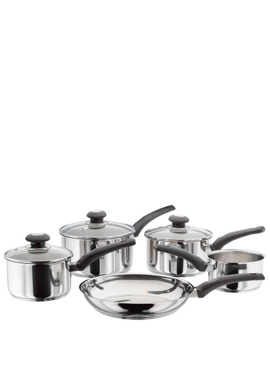 Judge Basics 5 Piece Pan Set
