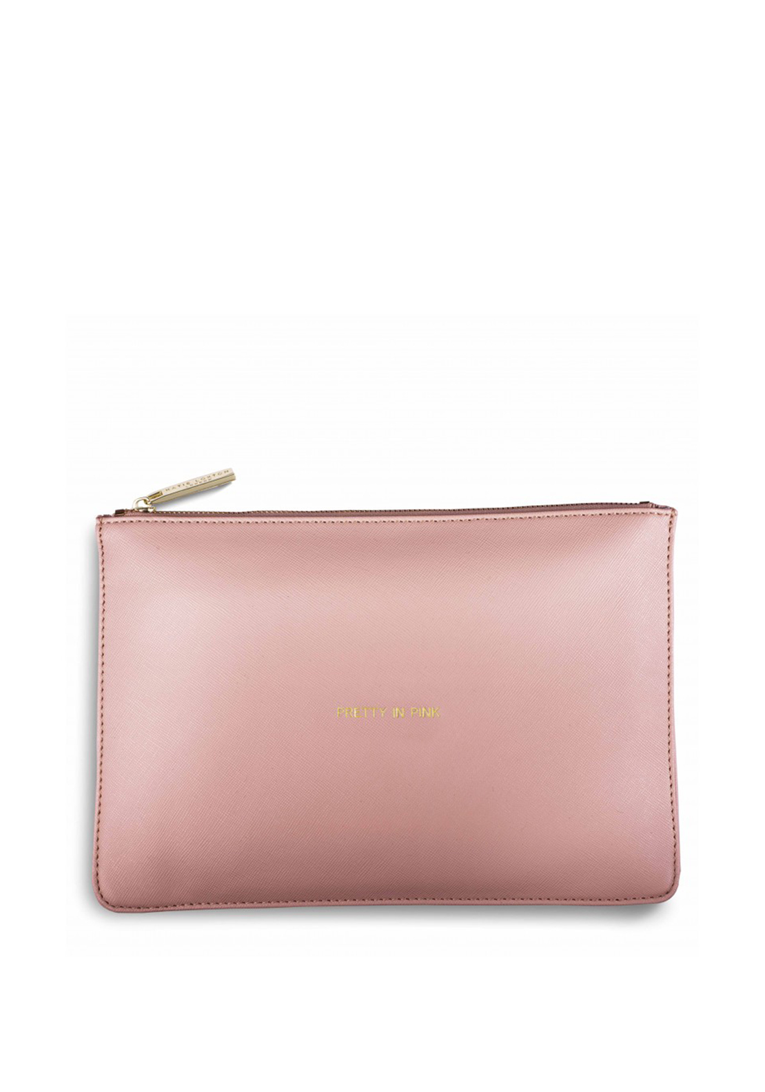 Katie Loxton Pretty In Pink Pouch Bag, Pink
