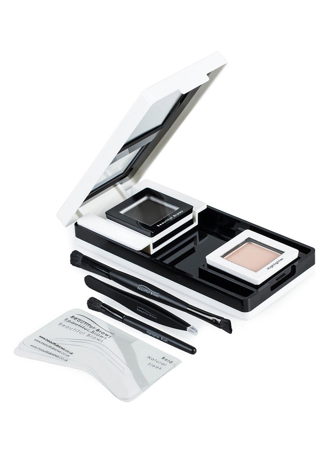 Beautiful Brows Kit, Black