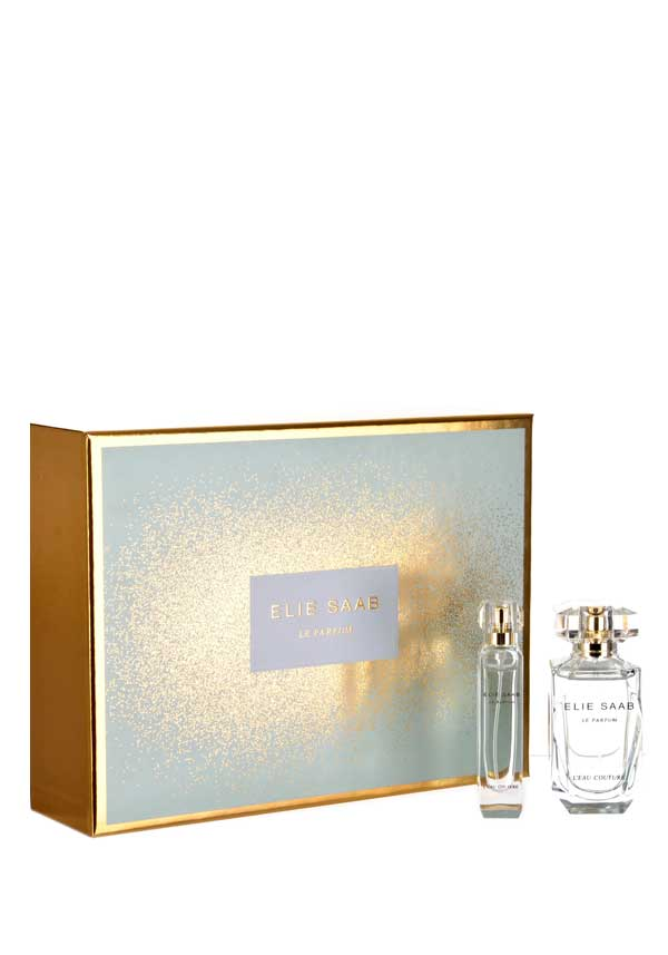 Elie Saab Le Couture Eau de Toilette Gift Set, 50ml
